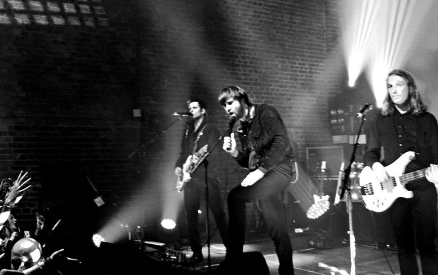 The Vaccines in London,