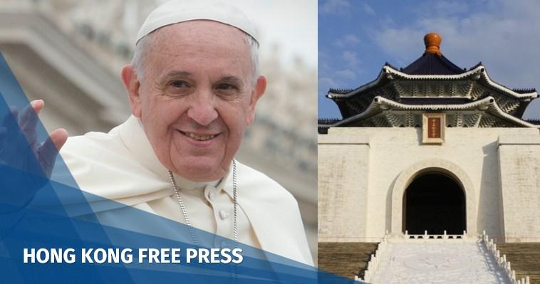 pope taiwan