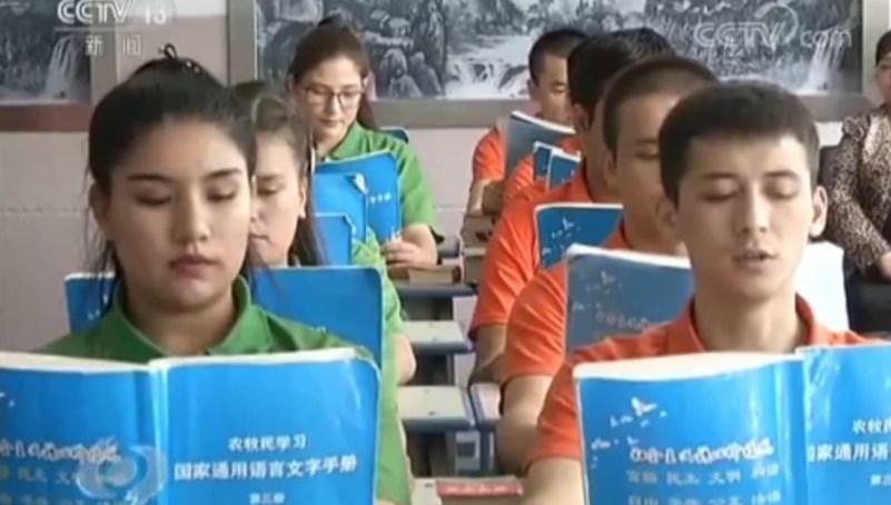 xinjiang uighur protest
