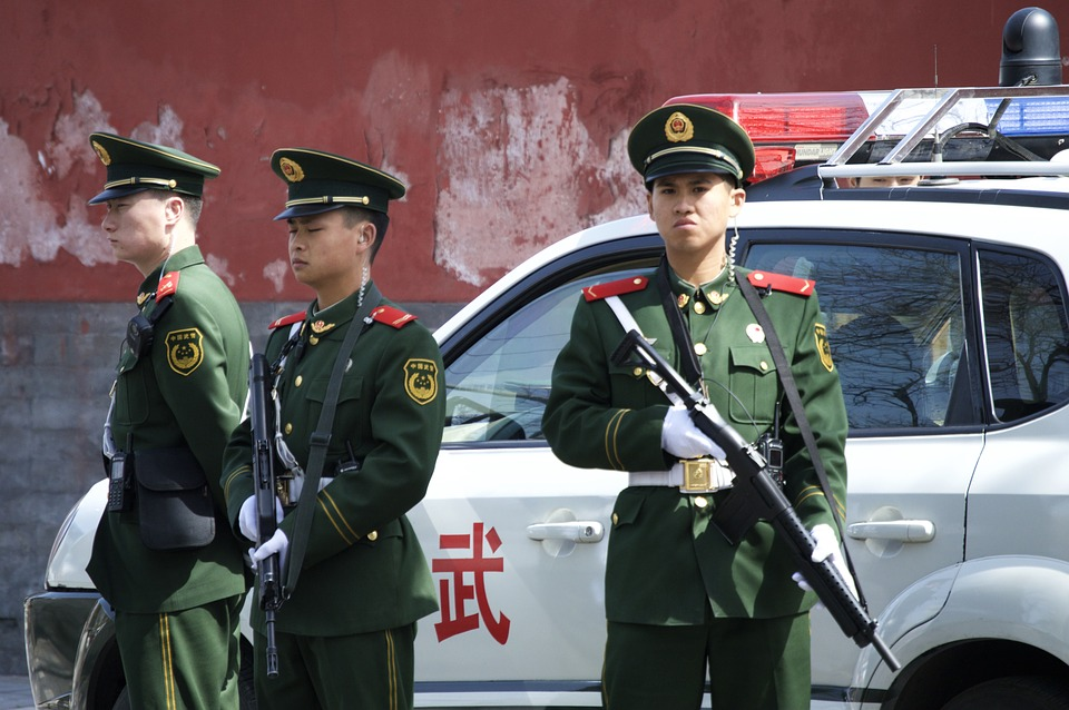 China imprisoned more journalists in 2019 than any other country