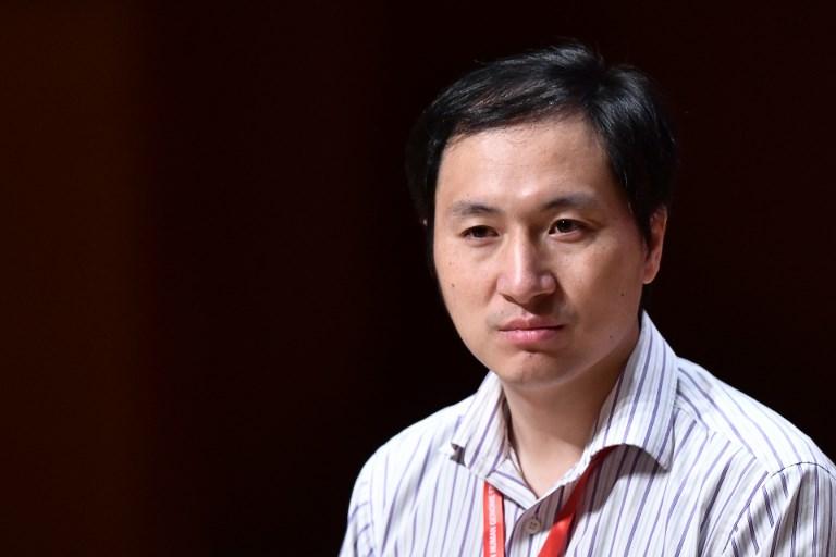 He Jiankui