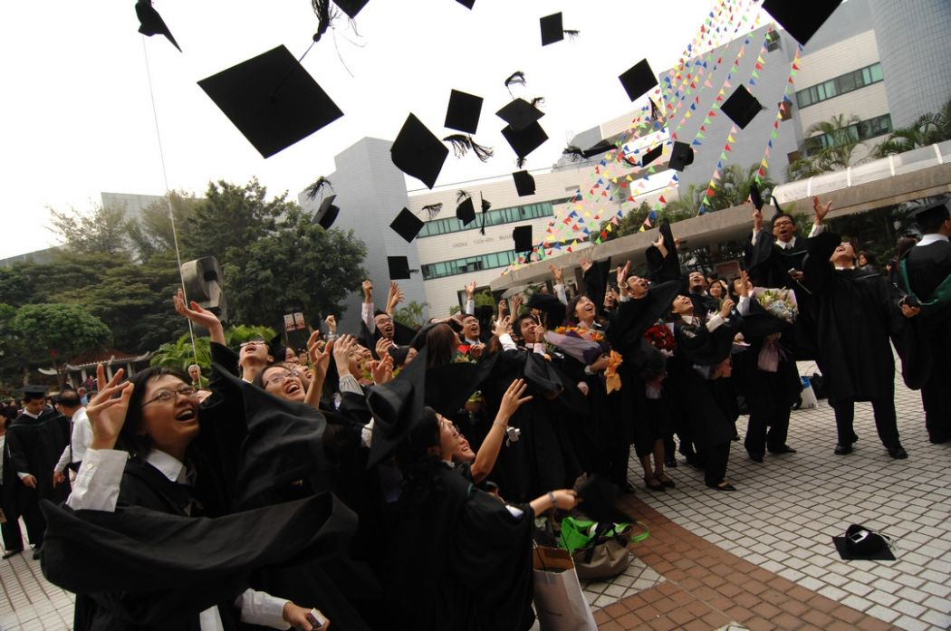City University of Hong Kong graduates