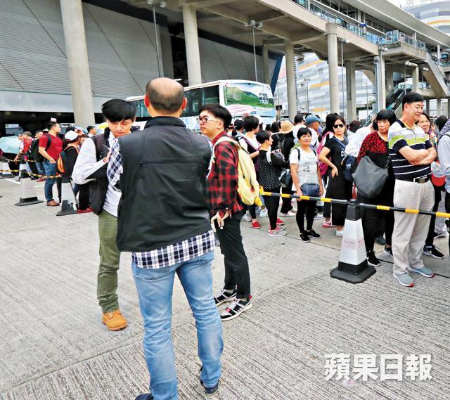 Tung Chung mainland tour guides