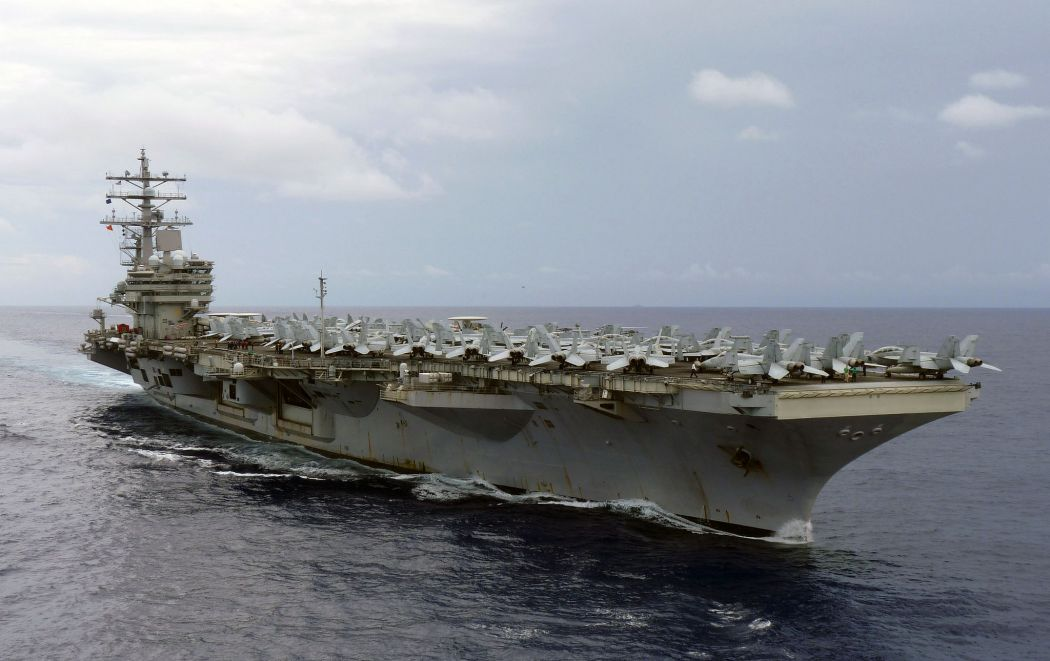 Four US navy vessels to arrive in Hong Kong for port visit