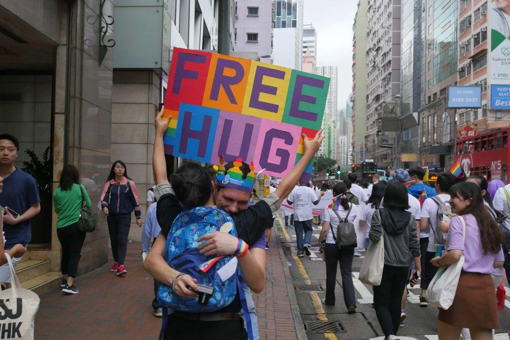 Hong Kong gay pride