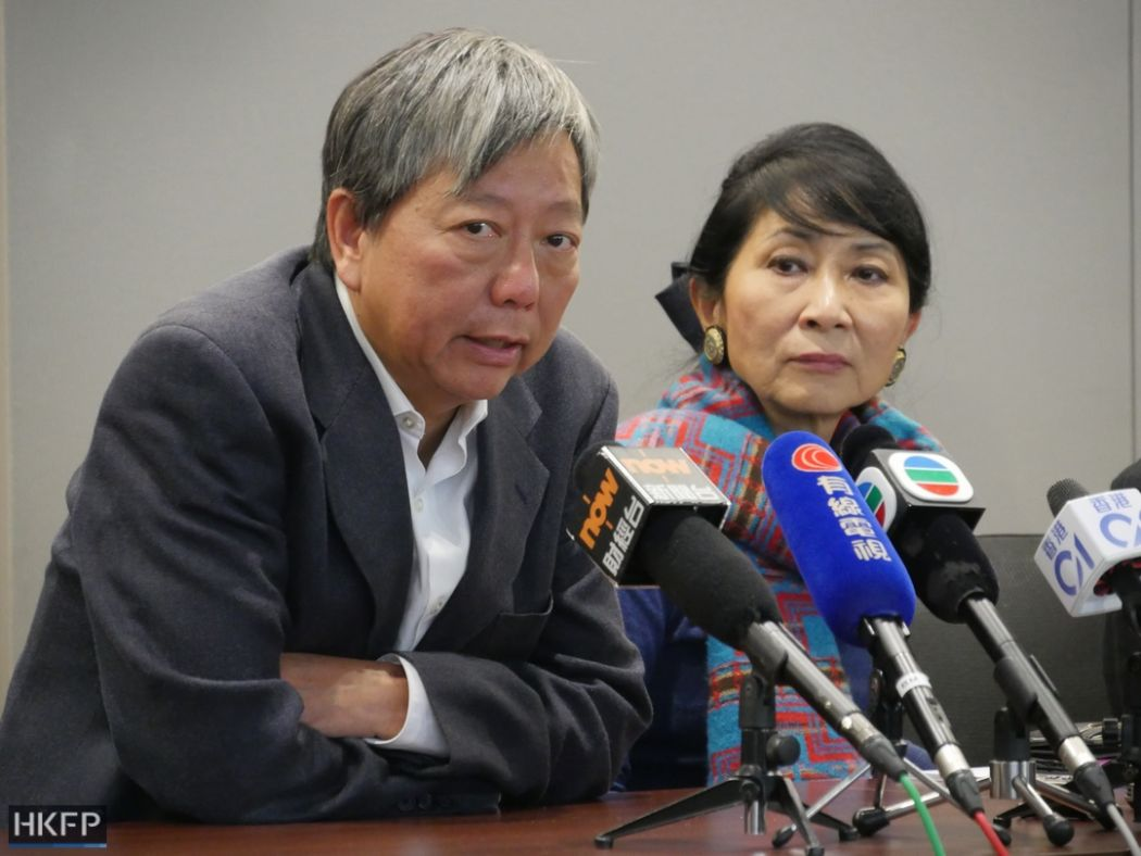Lee cheuk-yan, claudia Mo