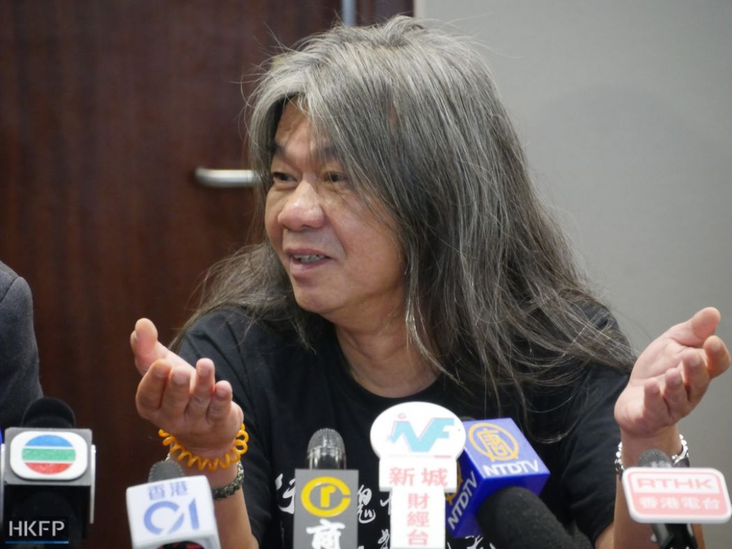 'Long Hair' Leung Kwok-hung