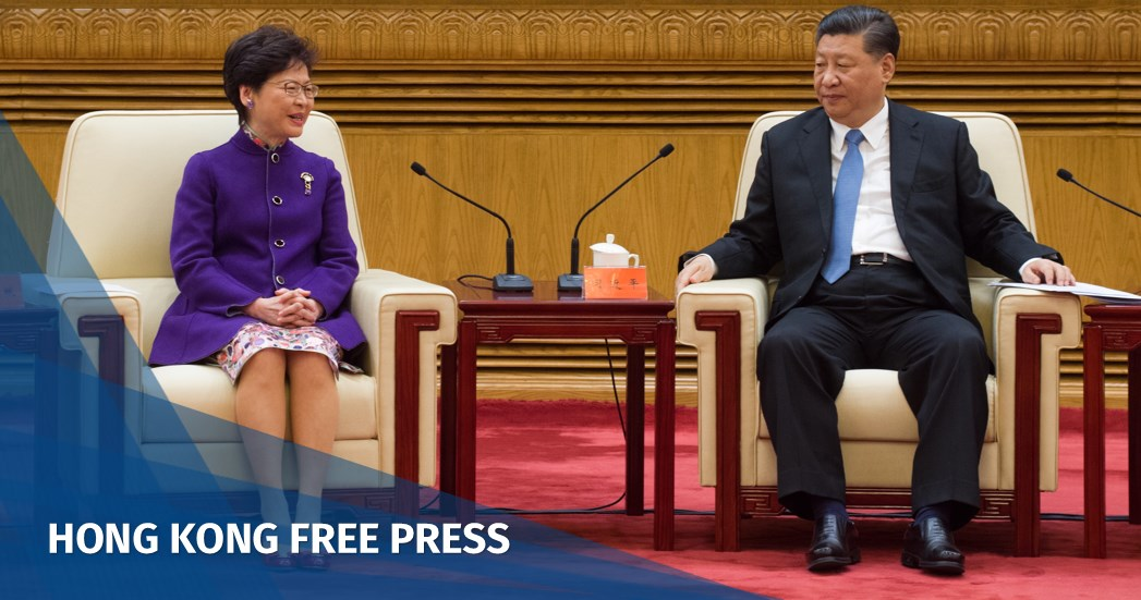 President Xi Jinping praises Hong Kong as 'unique and irreplaceable,' urges city to integrate with China | Hong Kong Free Press HKFP