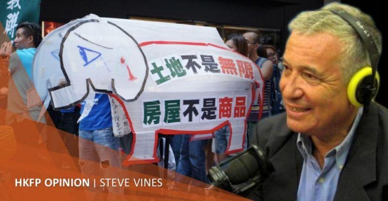 Steve vines white elephant