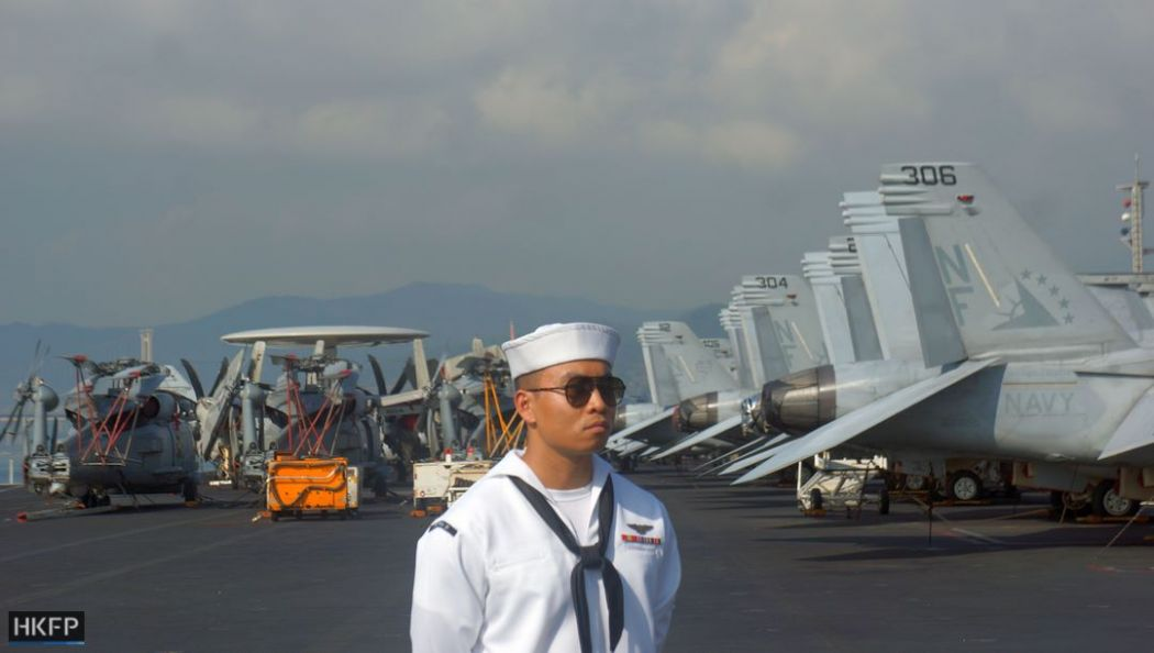 USS Ronald Reagan aircraft carrier (16)
