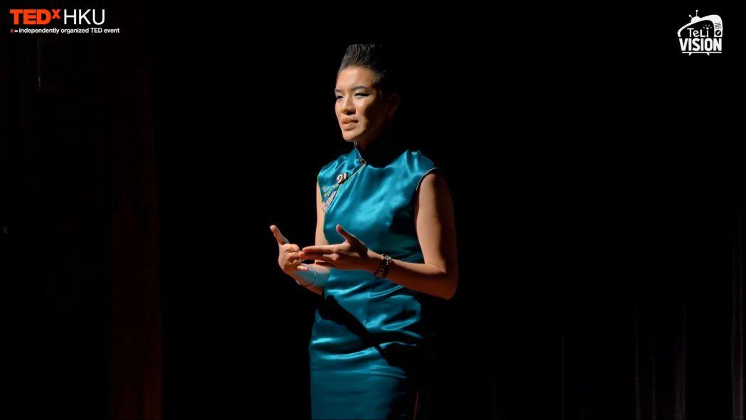 Vincy Chan TedXWanchai