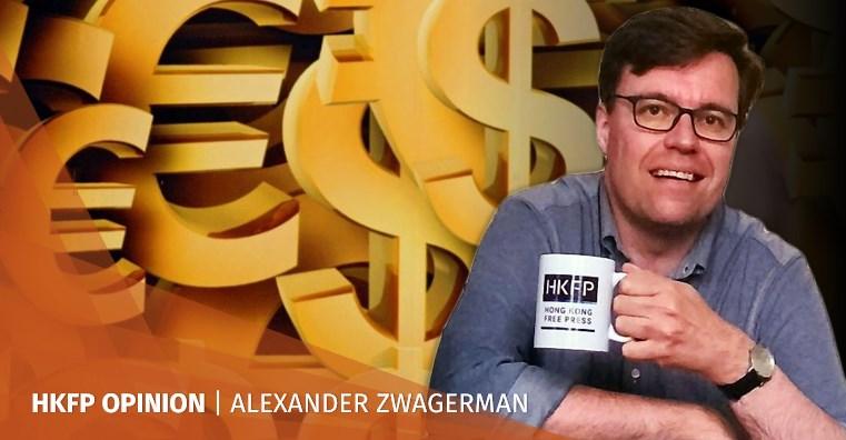 alexander zwagerman finance china