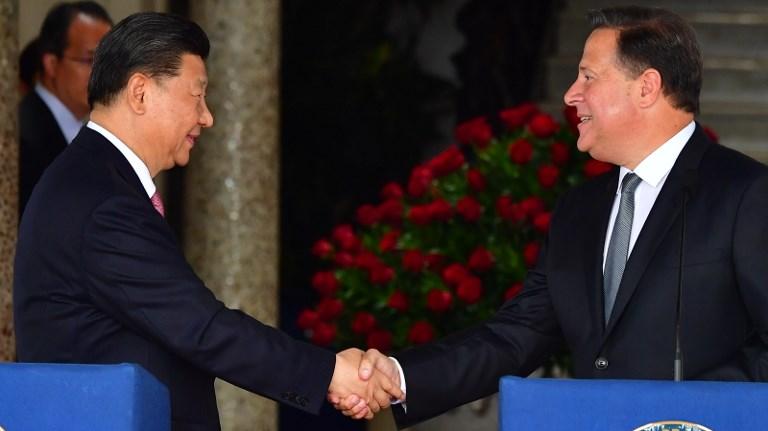Panama awards China US$1 4 billion to build bridge for Belt and Road