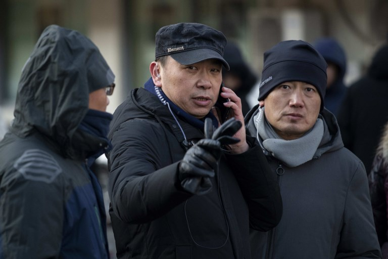 Wang Quanzhang: Trial of prominent Chinese human rights lawyer begins