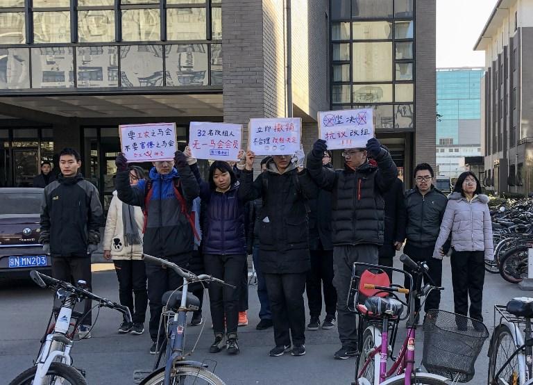 Peking University marxist