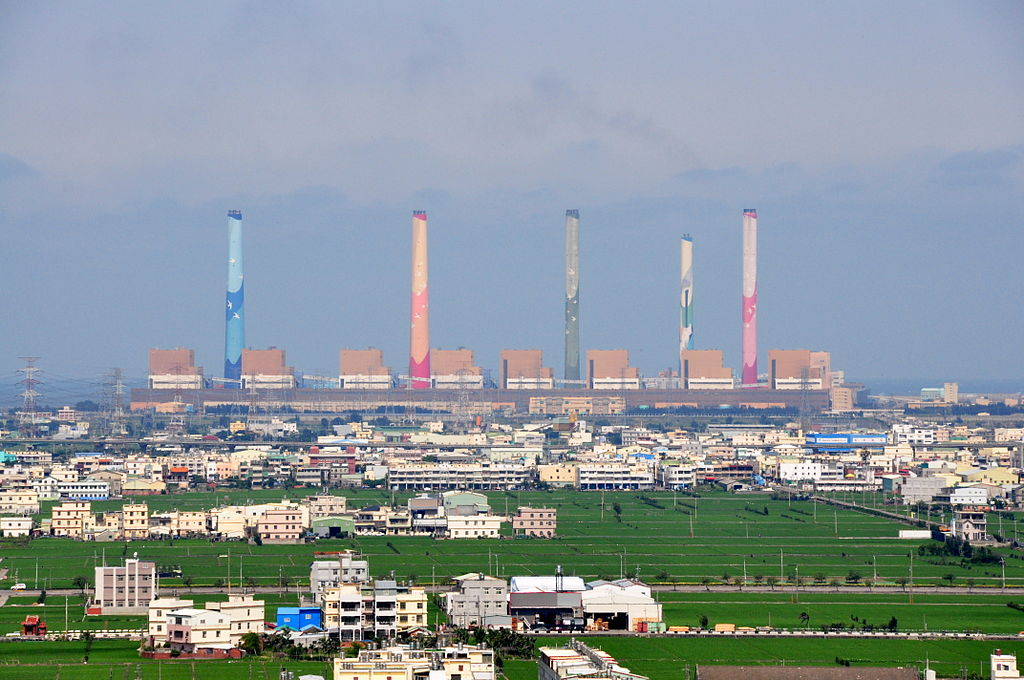 Taichung Fire Power Plant