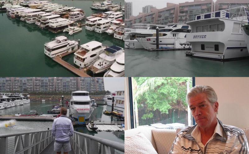 discovery bay marina eviction