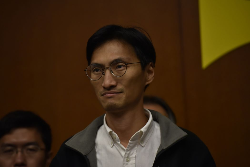 disqualifying eddie chu from a minor office has major