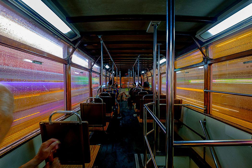 Hong Kong tram photo