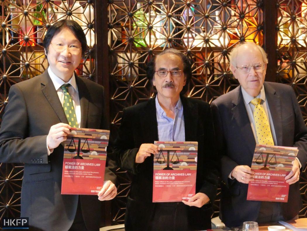 Maurice Chan, Simon Chu, Don Brech