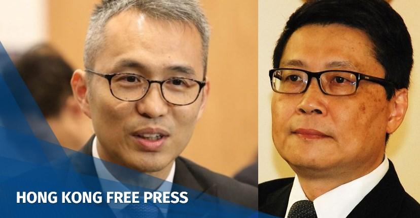 David Leung Cheuk-yin Occupy trial cross-examination