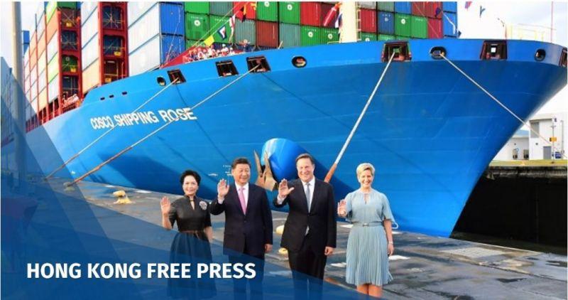 China pres Xi Jinping in Panana