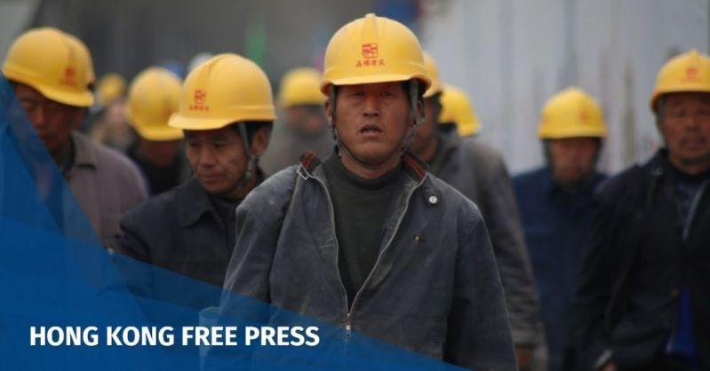 china mining coal