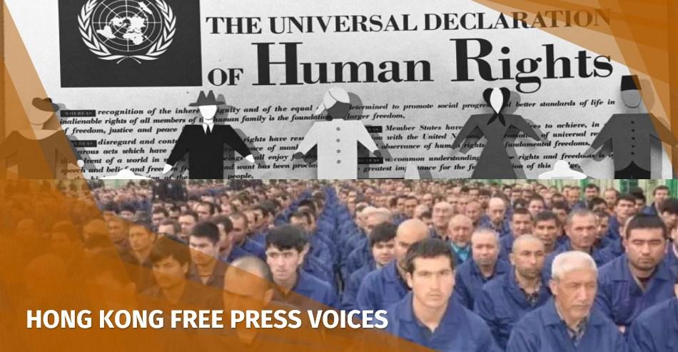 Uyghur human rights crisis