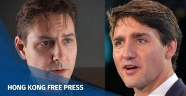 Justin Trudeau michael kovrig