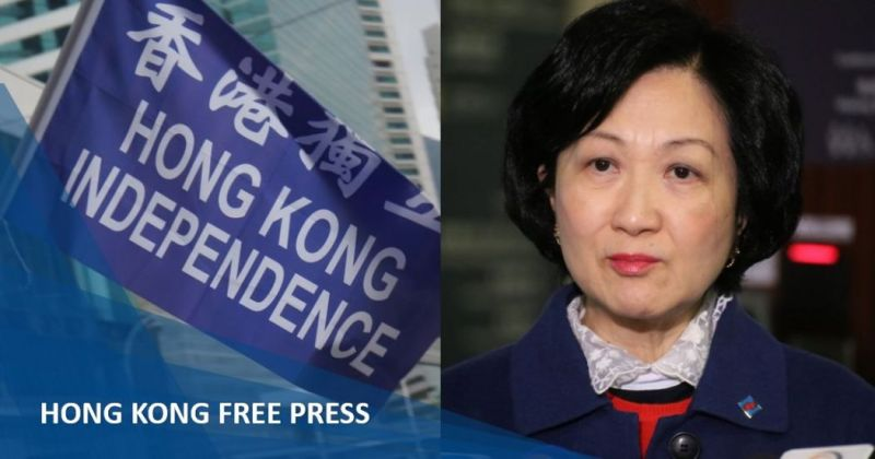Regina Ip independence
