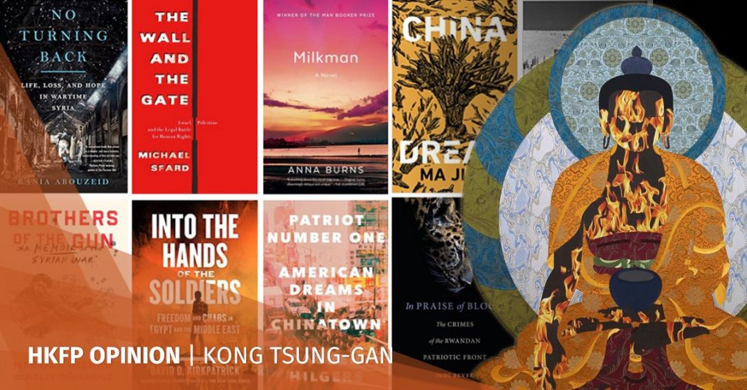 The ten best human rights books of 2018 | Hong Kong Free