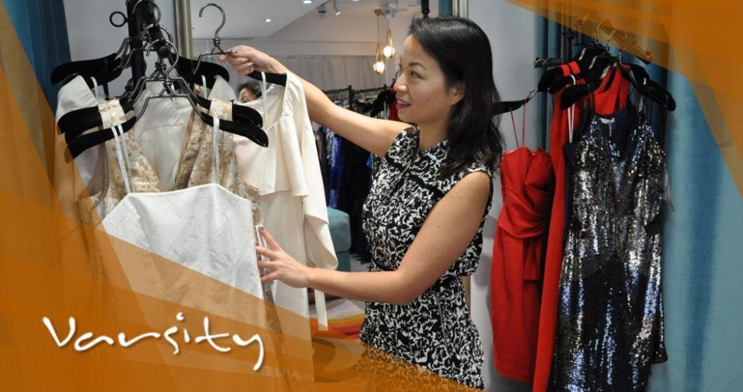 Clothing rental startups