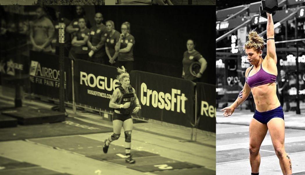 Bobbie Poulton CrossFit