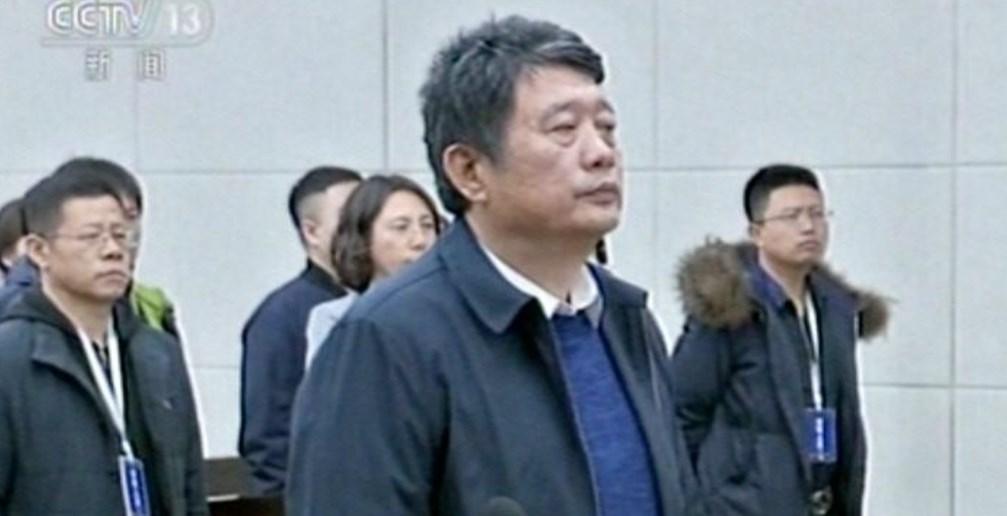 Spy master Ma Jian.