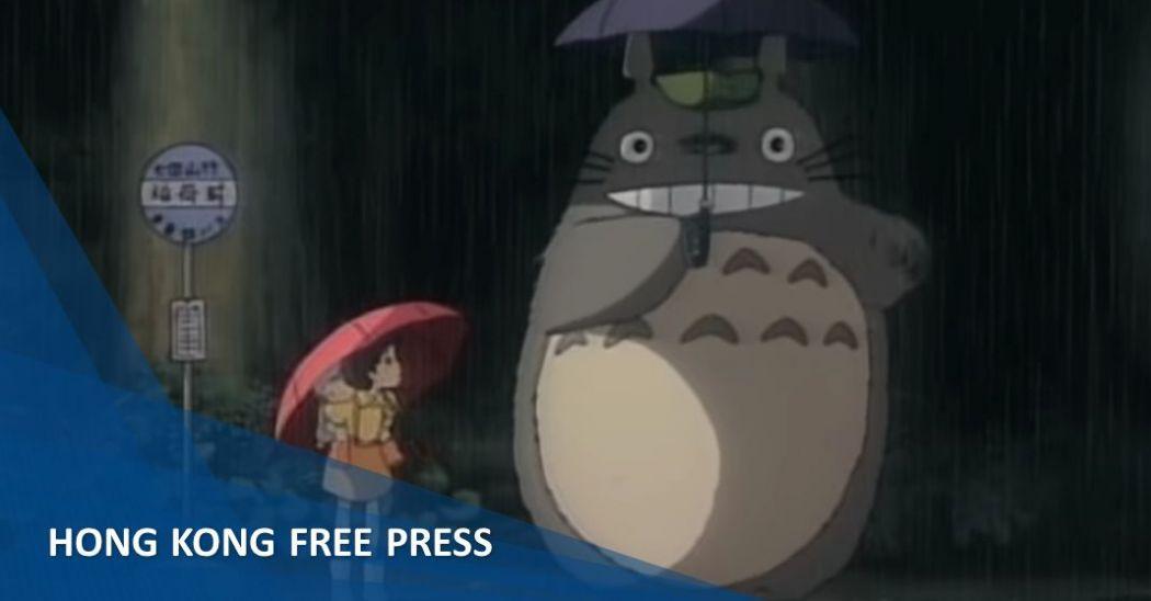 Japanese animation 'My Neighbour Totoro' hits Chinese cinemas 30 years late | Hong Kong Free Press HKFP