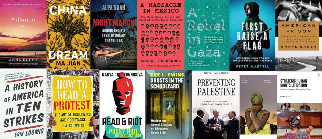 The Best Human Rights Books October To December 2018 Hong Kong