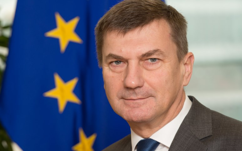 European Commission Vice President Andrus Ansi.