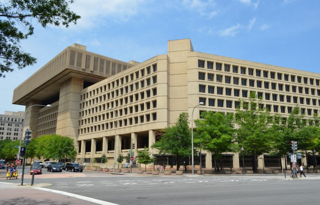 FBI Edgar Hoover Building