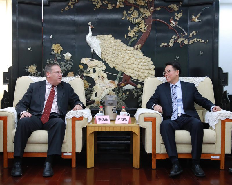 Kurt Tong Zhang Xiaoming