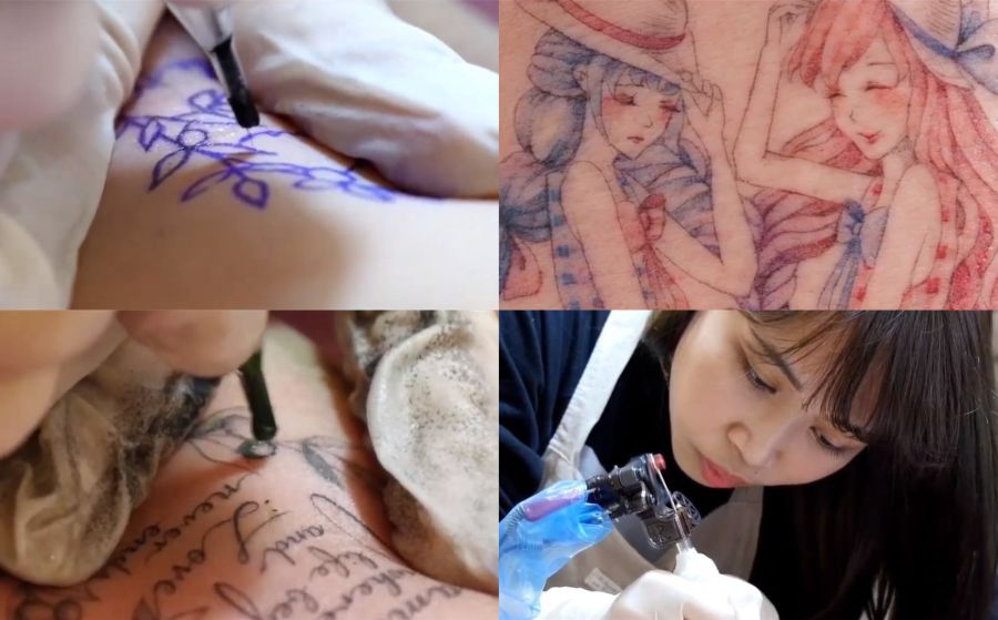 tattoo hong kong women