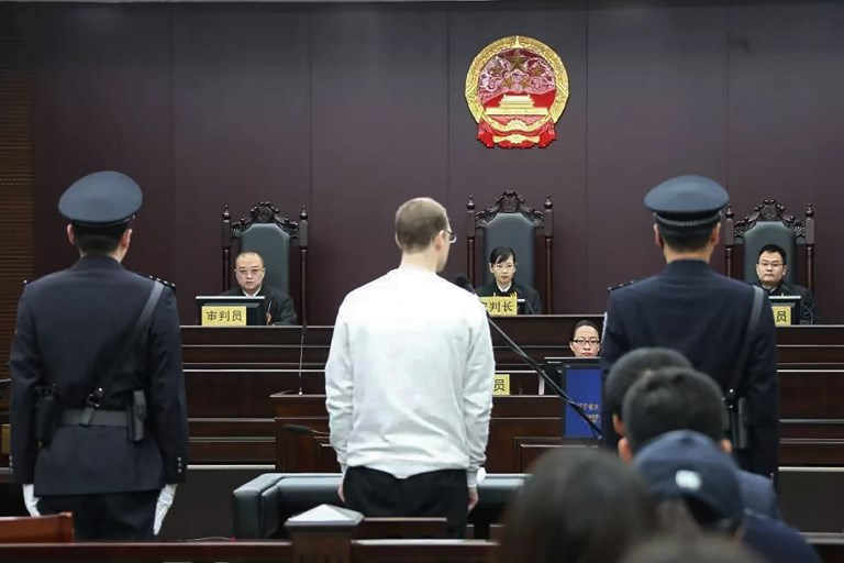 Ottawa Asks Beijing for Clemency for Canadian Citizen Sentenced to Death Penalty