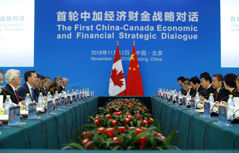 canada china talks