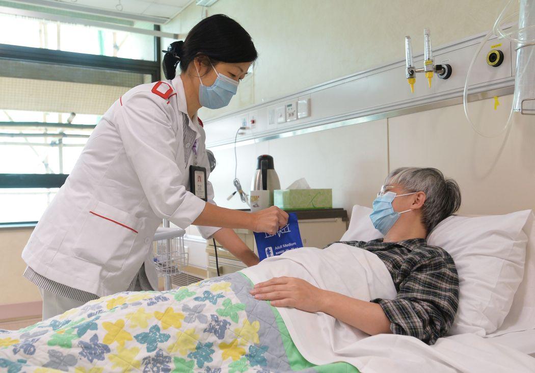 Public hospital medical professionals patients
