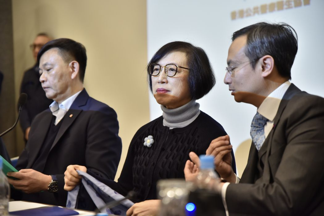 Leung Pak-yin Sophia Chan Pierre Chan