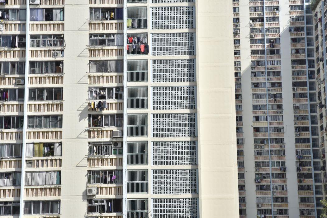 Public housing estate