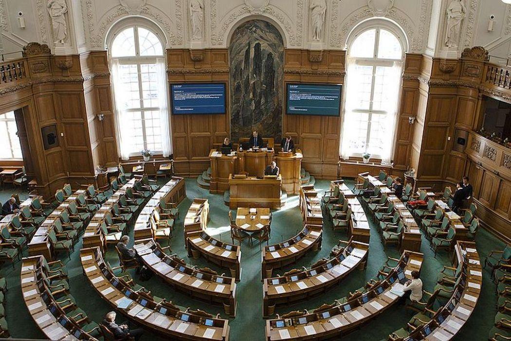 denmark parliamentDanish parliament Folketinget