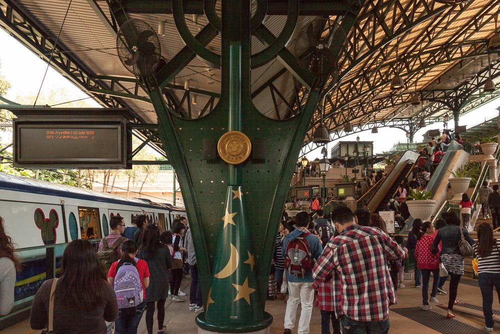 Disneyland Line
