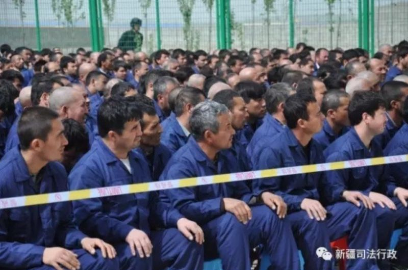 penahanan kamp Xinjiang