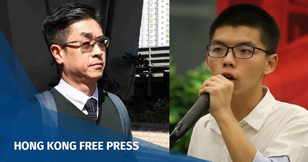 Joshua Wong Leung Tin-hang