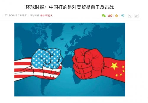 Global Times China US war